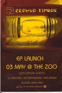 3:5:03 zt ep release at the zoo